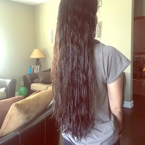 My 10 inches of hair